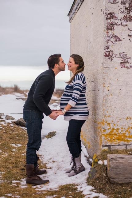 Maine Maternity Photography