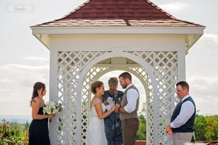paradis photography maine wedding photographer saco ceremony