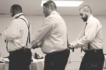 groomsmen getting ready   Paradis Photography #MaineWeddingPhotographer