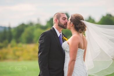 Just Married | Paradis Photography #MaineWeddingPhotographer