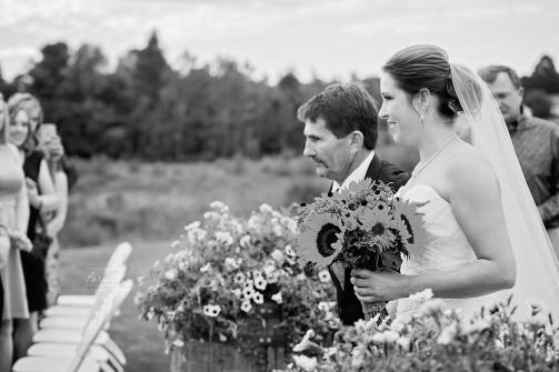Daddy Daughter | Paradis Photography #MaineWeddingPhotographer