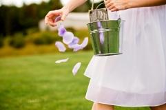 Flower girls | Paradis Photography #MaineWeddingPhotographer