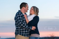 portland headlight maine engagement cape elizabeth photographer