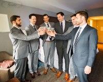 Groom Westin Getting Ready Portland Maine Wedding Paradis Photography