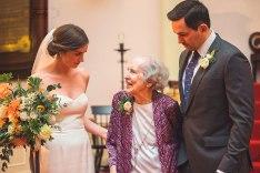 First Parish Portland Maine Wedding Ceremony
