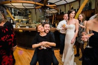 Maine wedding photographer Wedding Reception Grace Restaurant Maine