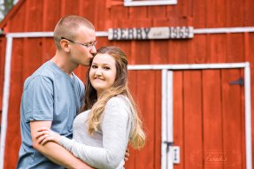 Berry Engaged | Paradis Photography Maine Wedding Photographer