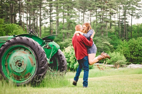 Maine Engagement Session | Paradis Photography