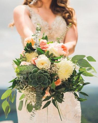 wedding flowers, maine wedding, maine wedding photographer, succulents, summer wedding,