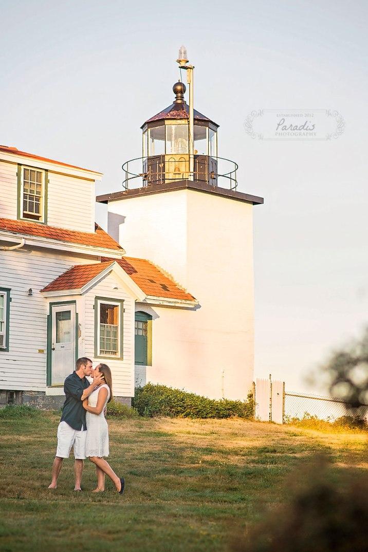 Maine Lighthouse | Paradis Photography