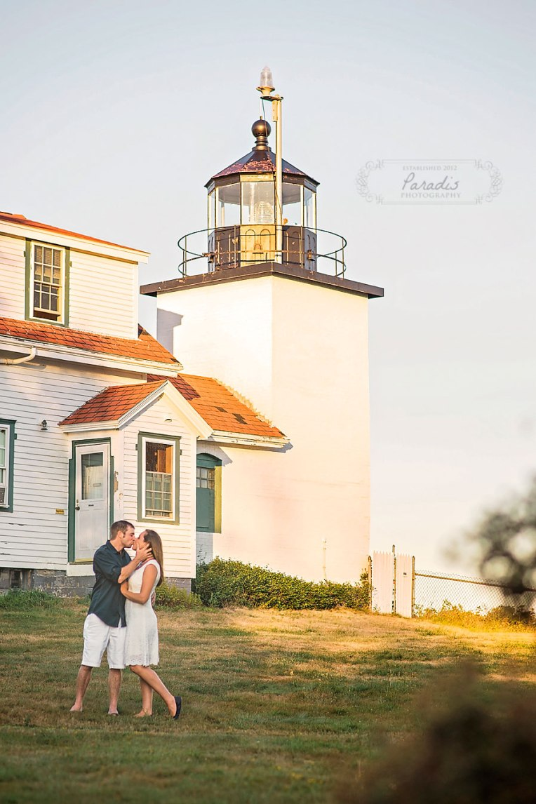 Maine Lighthouse   Paradis Photography