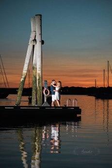 Sunset Engagement