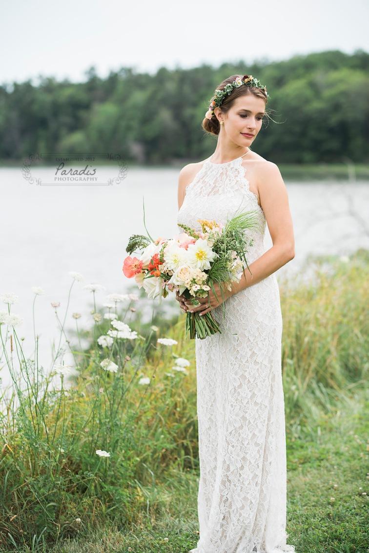 bride, maine, maine wedding photographer, ocean