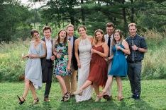 bride, maine, wedding photographer, wedding guests, photos