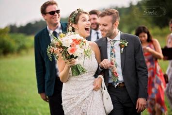 bride and groom, happy, wedding, wedding day, freeport maine, maine wedding photographer