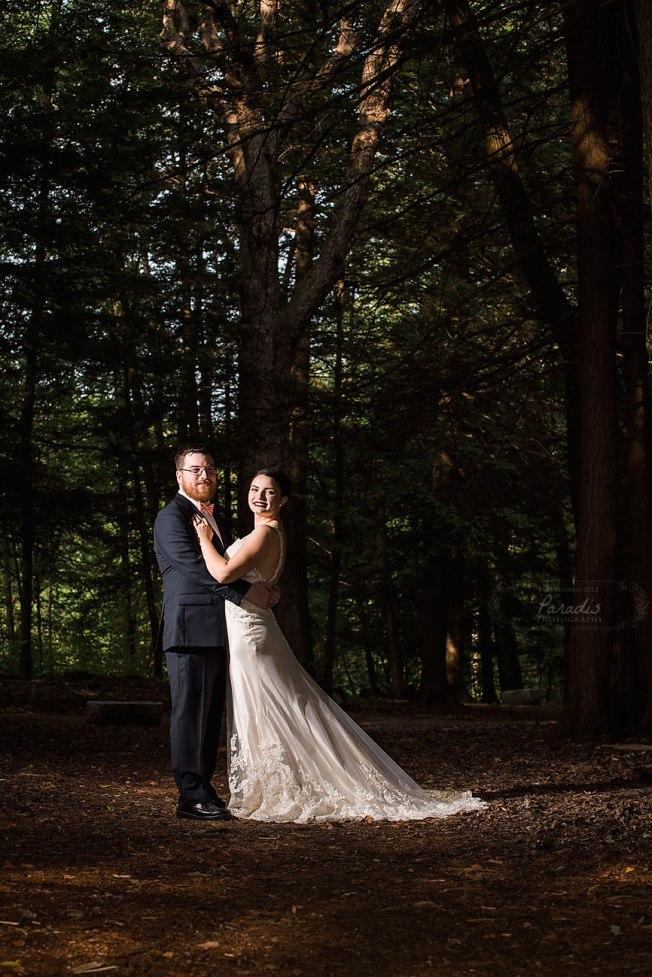 Maine Woods Portrait | Paradis Photography