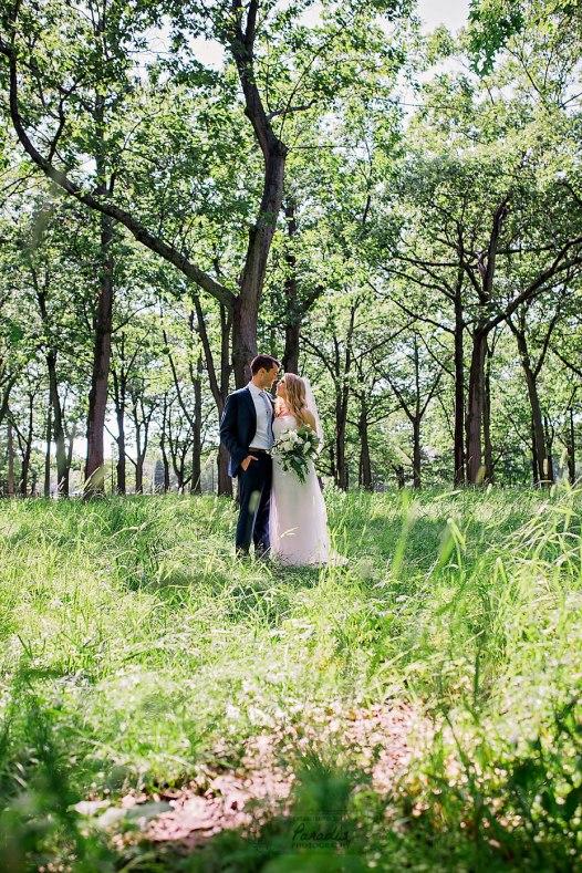 Portland maine deering oaks park wedding