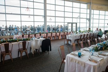 Ocean Gateway Wedding guests Paradis Photography
