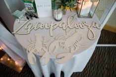 Ocean Gateway Wedding photo booth Paradis Photography