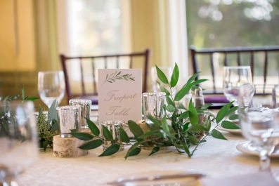 table centerpieces | Paradis Photography