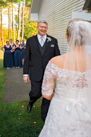 Maine Bride | Paradis Photography