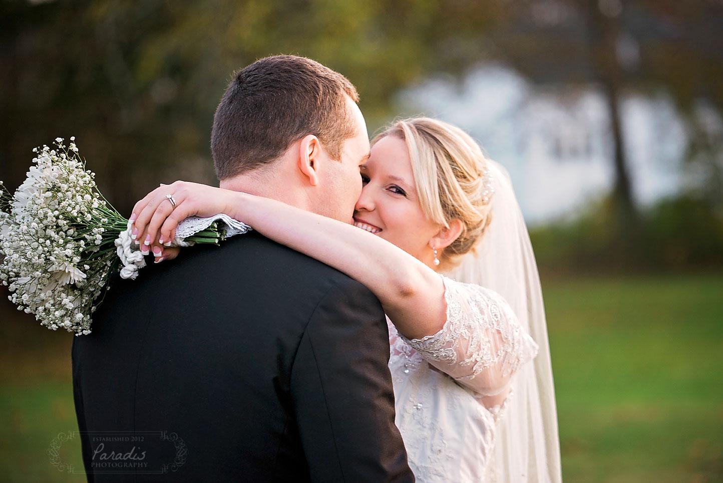 Happy Bride | Paradis Photography