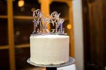 Gluten Free Wedding Cake | Paradis Photography Maine wedding love kupcakes