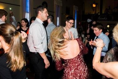 Reception Dancing | Paradis Photography