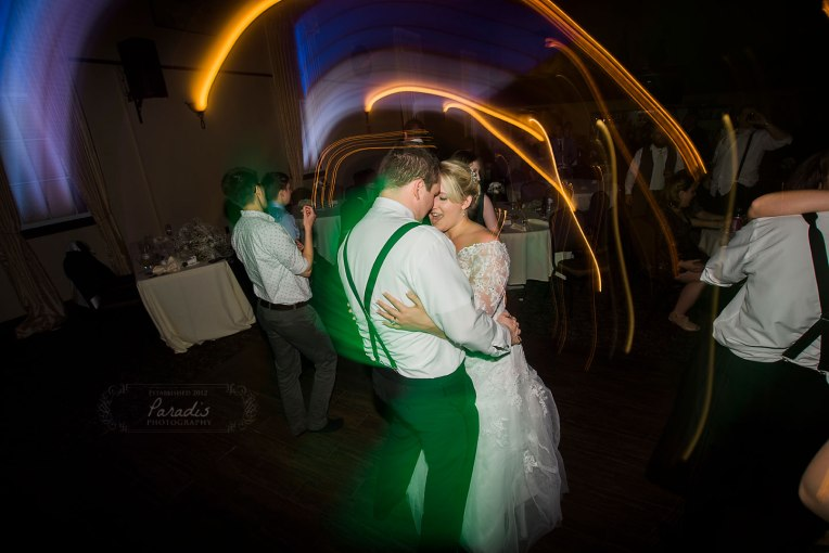 Reception Dancing | Paradis Photography
