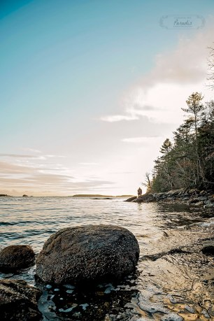 Engaged in Freeport, Maine | Paradis Photography