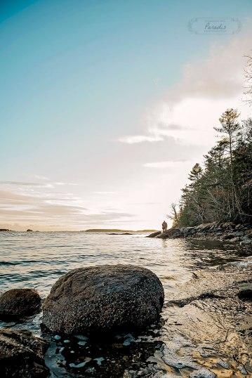 Engaged in Freeport, Maine   Paradis Photography