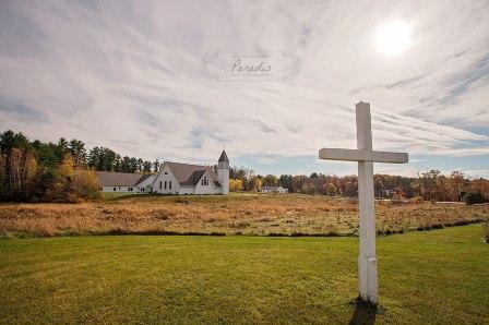 Cressey Road United Methodist Church | Paradis Photography