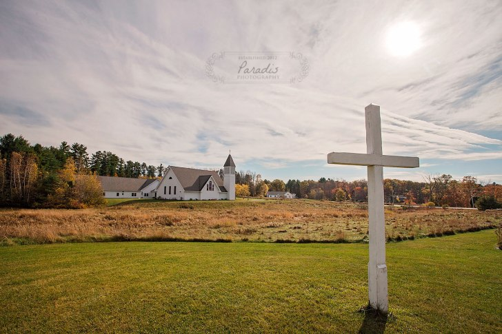 Cressey Road United Methodist Church | Paradis Photography
