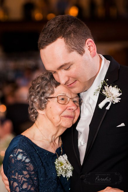 Dancing with Grandma | Paradis Photography