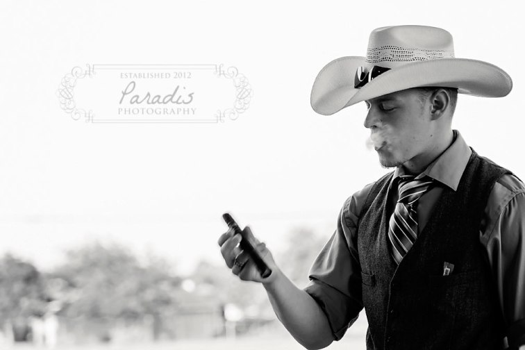 Cowboy Cigar | Paradis Photography