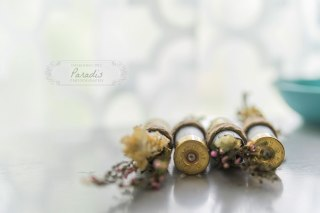 Boutonnières | Paradis Photography | Coolidge Family Farm