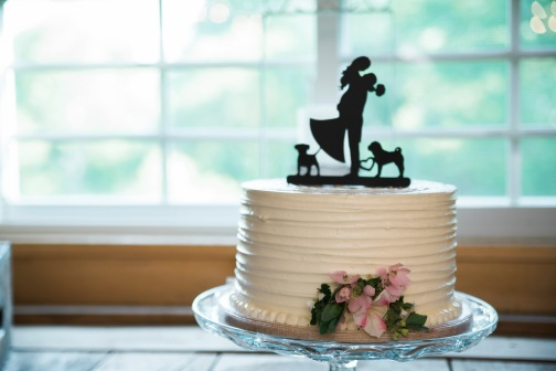Wedding Cake | Paradis Photography