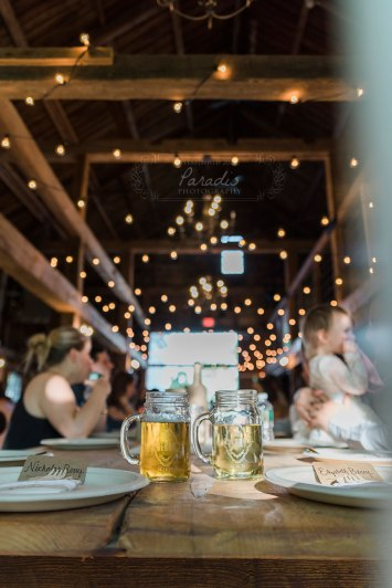 Bride + Groom Table | Paradis Photography