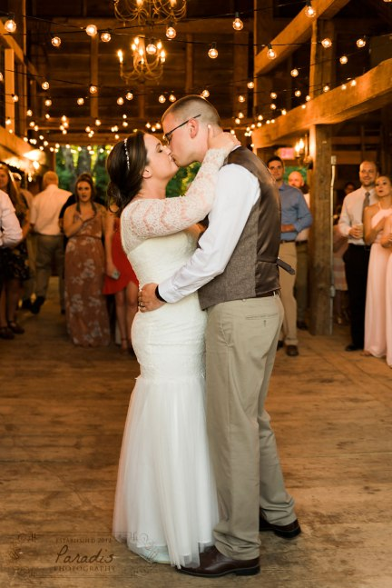 First Dance | Paradis Photography