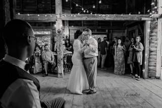 Daddy Dance | Paradis Photography