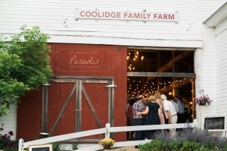 Coolidge Family Farm Barn | Paradis Photography